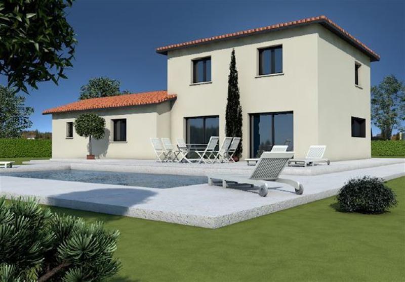 Maison  5 pièces + Terrain 659 m² Macon par MAISONS ARLOGIS