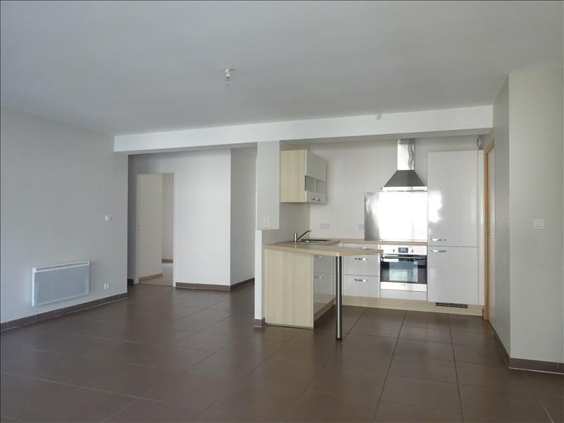 Sale apartment Brest 128700€ - Picture 1