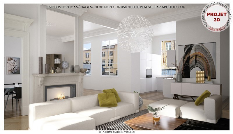 Vente appartement Metz 335000€ - Photo 1