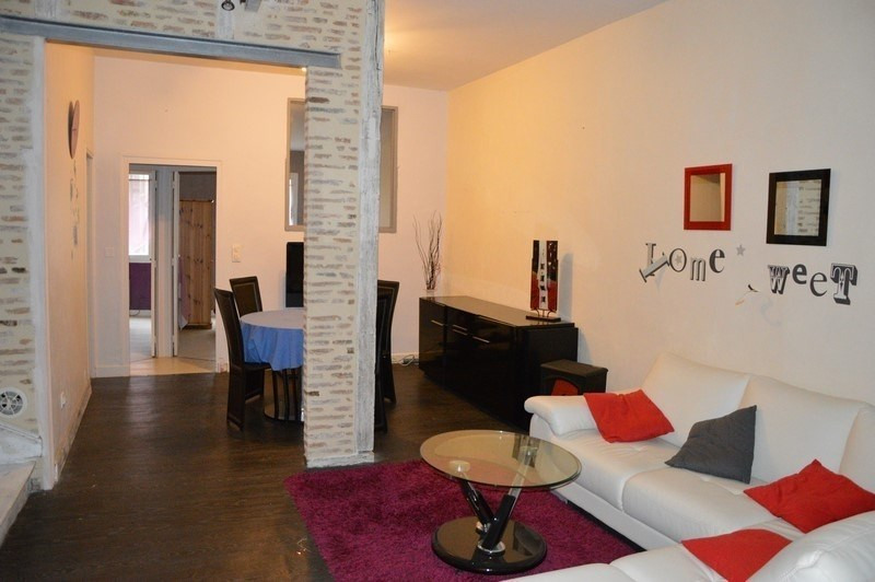 Sale apartment Figeac 98 175€ - Picture 1
