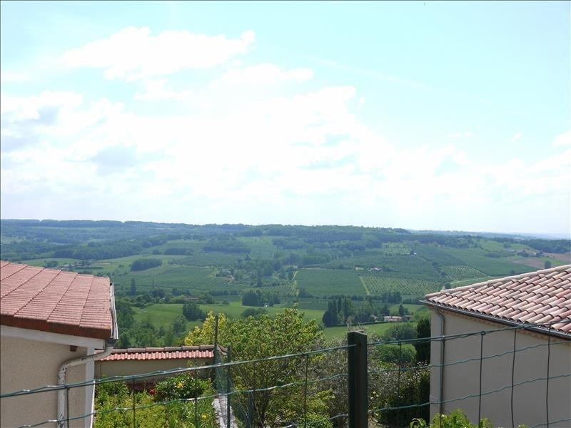 Rental apartment Montpezat 400€ +CH - Picture 2