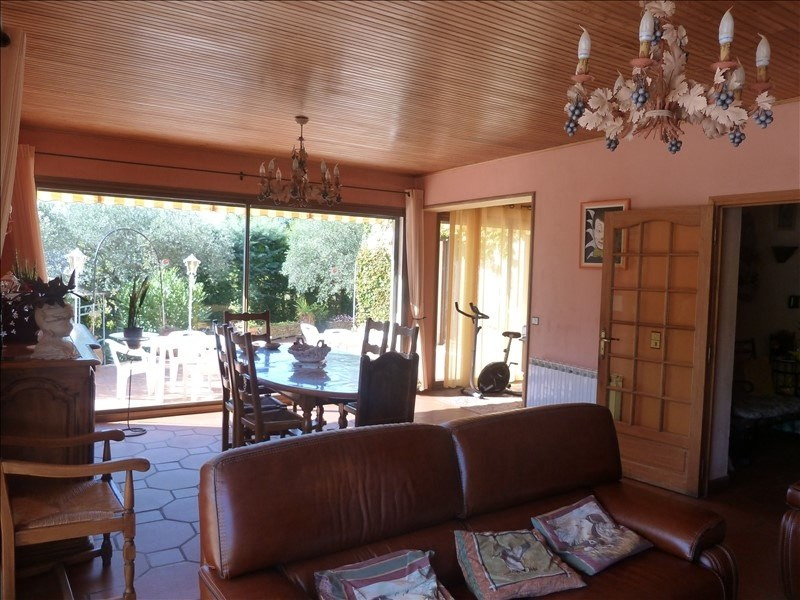 Sale house / villa Seillons source d argens 460 000€ - Picture 5