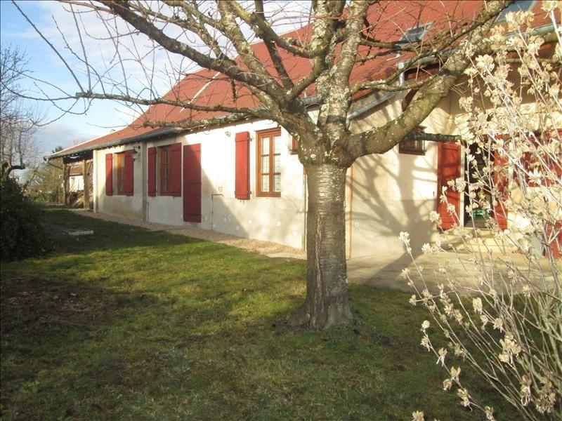 Vente maison / villa Cuisery 160000€ - Photo 1