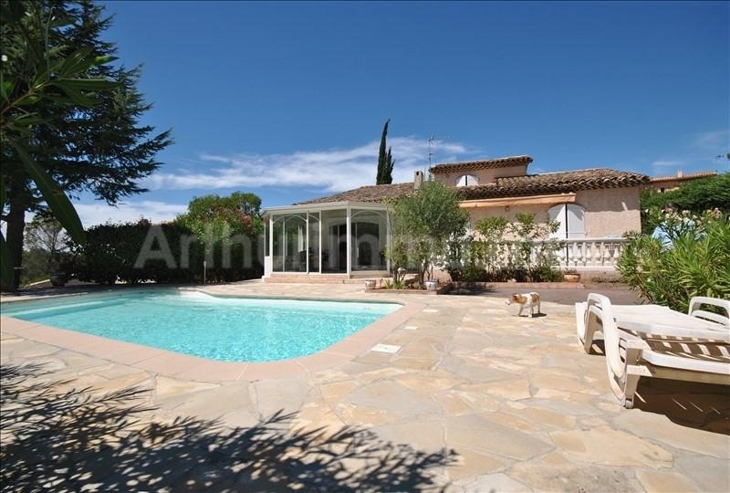 Deluxe sale house / villa Frejus 565000€ - Picture 1