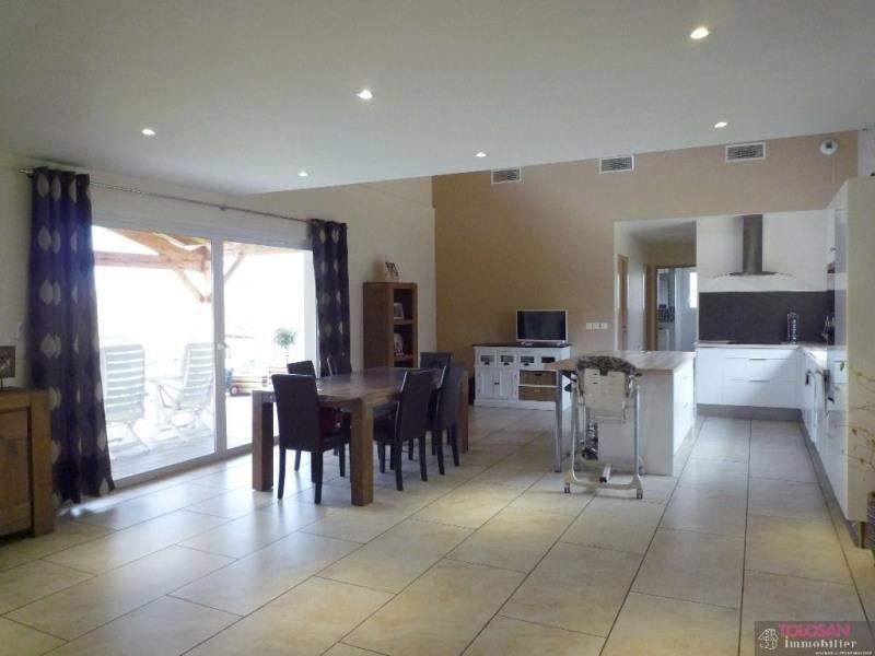 Vente maison / villa Montgiscard coteaux 486000€ - Photo 3