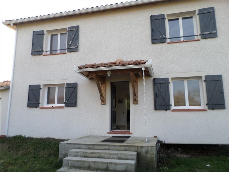 Vente maison / villa Grisolles 253000€ - Photo 1