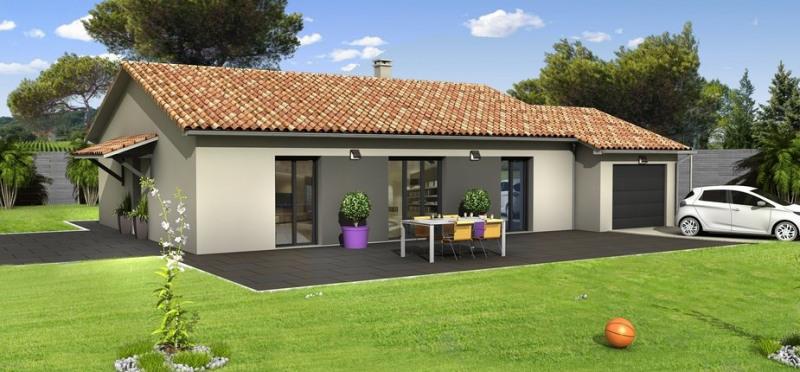Maison  4 pièces + Terrain 440 m² Crêche sur Saône par Agent Villas Club Mâcon