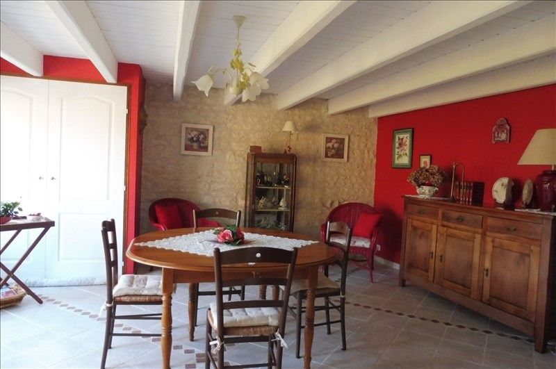 Sale house / villa St fort sur le ne 339 200€ - Picture 6