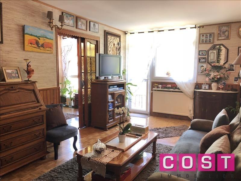 Vente appartement Gennevilliers 260000€ - Photo 1