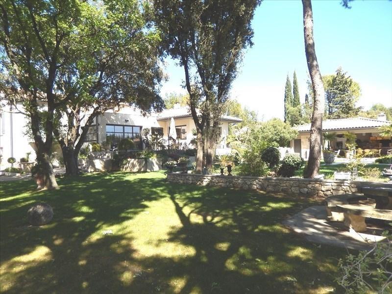 Immobile residenziali di prestigio casa Carpentras 1260000€ - Fotografia 1