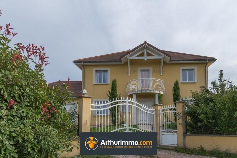 Vente maison / villa Morestel 320000€ - Photo 3