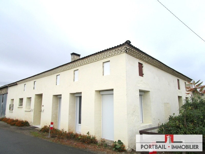 Sale house / villa Anglade 179900€ - Picture 1