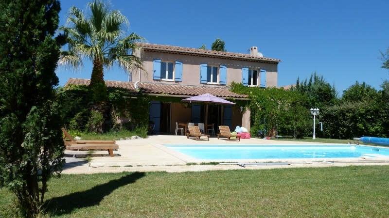 Verkoop  huis Aubignan 350000€ - Foto 1