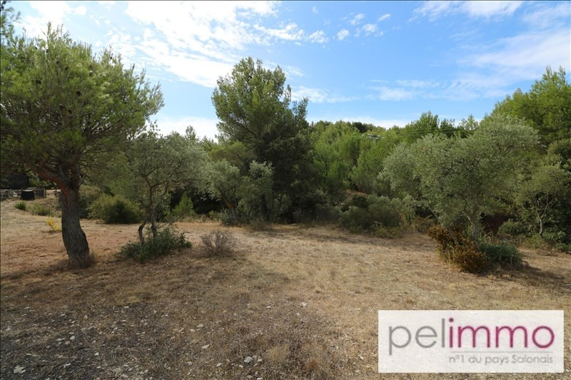 Vente terrain Alleins 250000€ - Photo 2