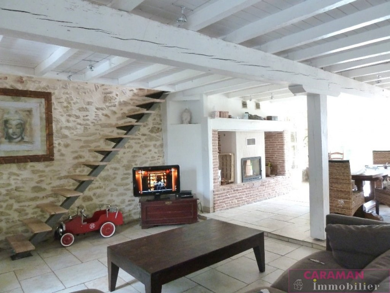 Vente maison / villa Caraman  secteur 390 000€ - Photo 2