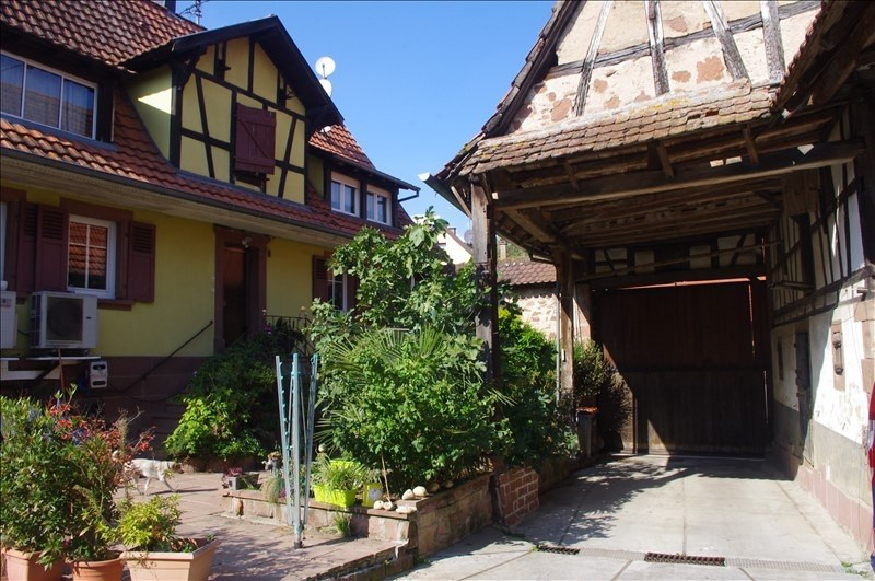 Sale house / villa Menchhoffen 217300€ - Picture 2
