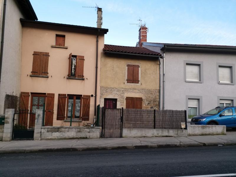 Vente maison / villa Bourgoin-jallieu 135000€ - Photo 1