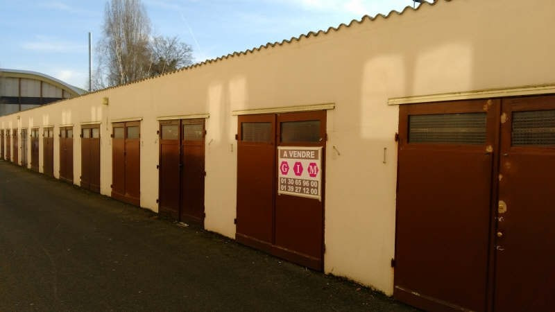 Vente parking Poissy 12 500€ - Photo 1