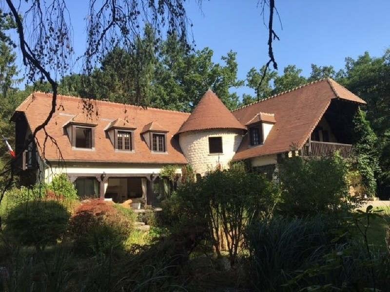 Deluxe sale house / villa Lamorlaye 785000€ - Picture 1