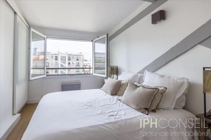 Sale apartment Neuilly sur seine 790000€ - Picture 5