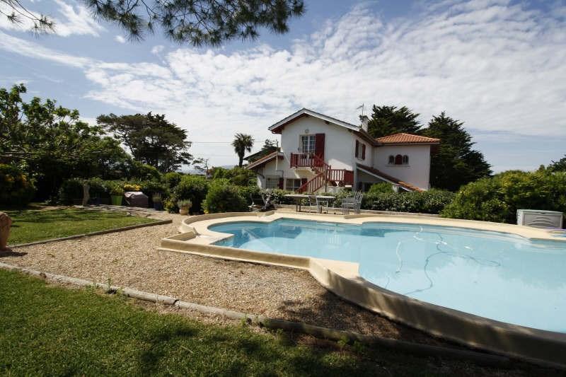 Vente de prestige maison / villa Bidart 890000€ - Photo 1