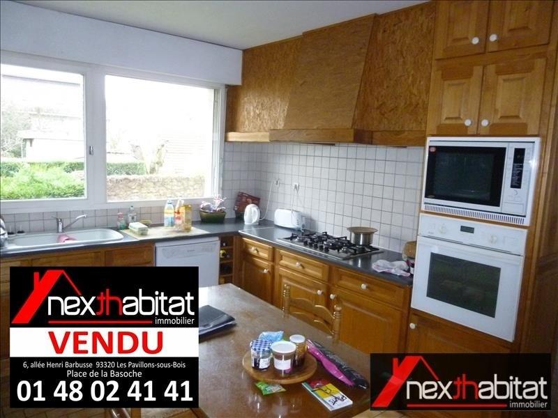 Vente maison / villa Les pavillons sous bois 357000€ - Photo 3