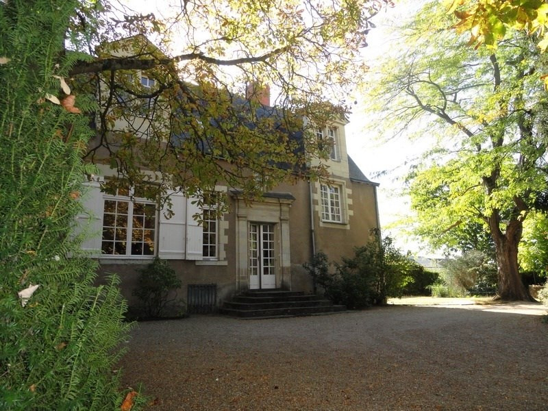 Deluxe sale private mansion Angers 630 000€ - Picture 1