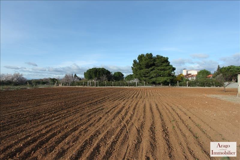 Vente terrain Salses le chateau 92200€ - Photo 3