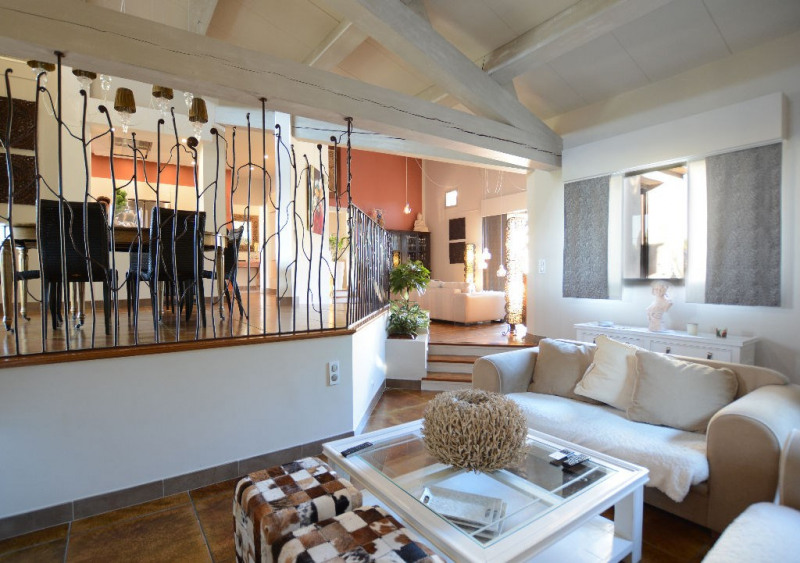 Revenda residencial de prestígio casa Morieres les avignon 655000€ - Fotografia 4