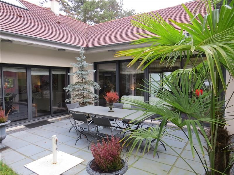 Deluxe sale house / villa Maisons-laffitte 1590000€ - Picture 2