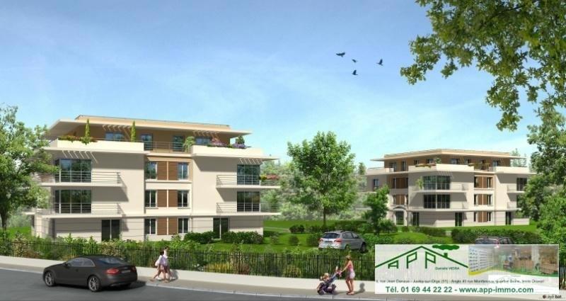 Rental apartment Draveil 795€ CC - Picture 2
