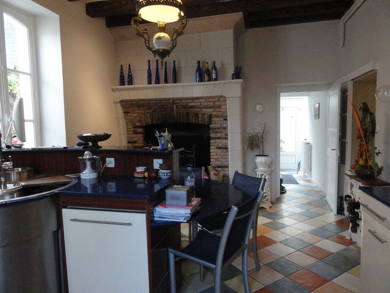 Deluxe sale private mansion Angers 20 mn. 600 000€ - Picture 6