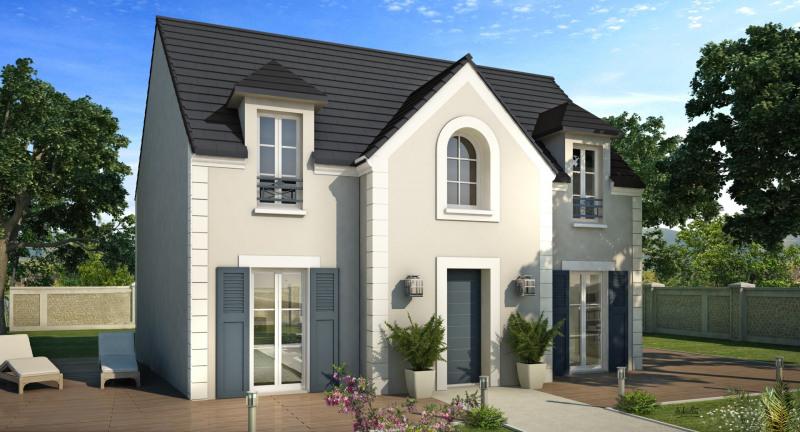 """Modèle de maison  """"Modèle de maison 6 pièces"""" à partir de 6 pièces Seine-et-Marne par MAISONS BARILLEAU"""