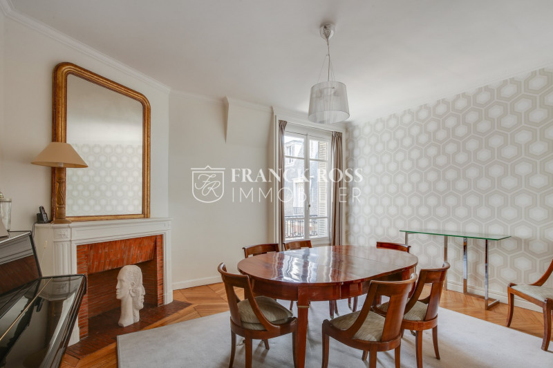 Location appartement Paris 17ème 5 500€ CC - Photo 7