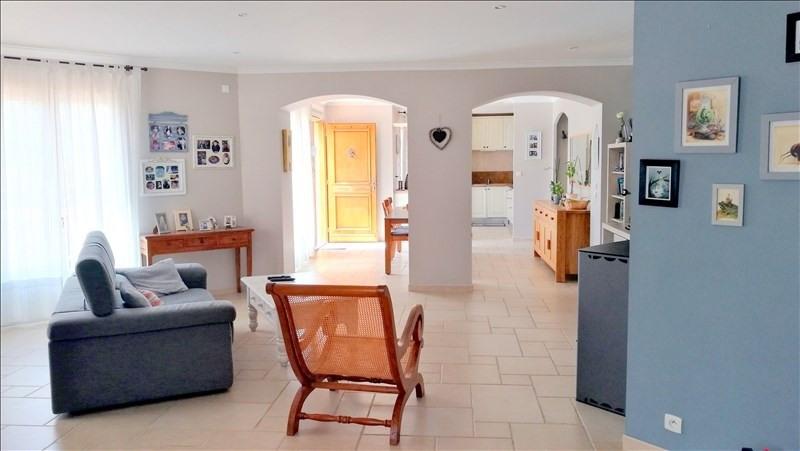 Vente maison / villa St laurent des arbres 425000€ - Photo 3