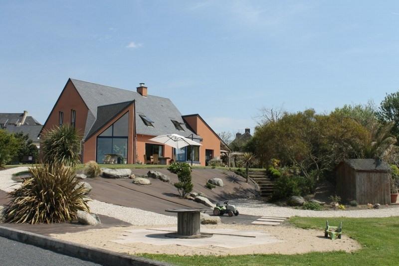 Sale house / villa Blainville sur mer 516000€ - Picture 2