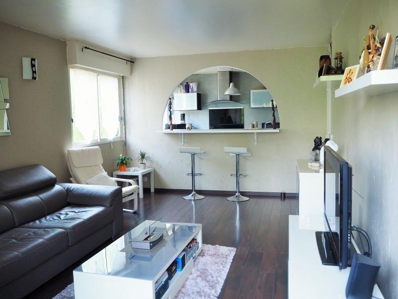vente appartement 3 pièce(s) à pontoise : 65 m² avec 2 chambres à