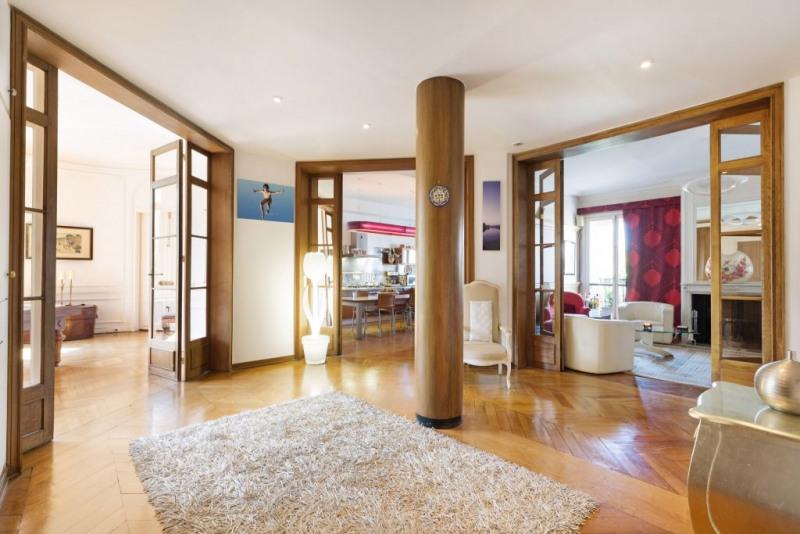 Venta de prestigio  apartamento Paris 16ème 5600000€ - Fotografía 11