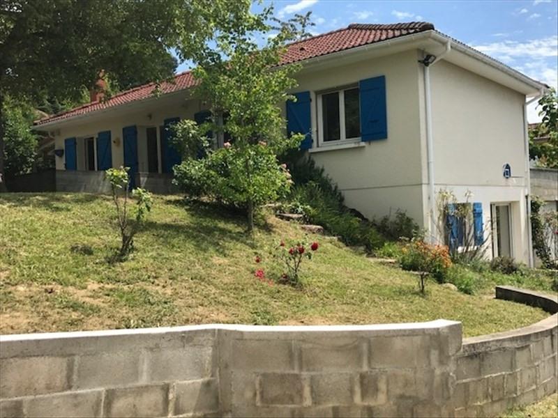 Affitto casa Moidieu detourbe 930€ CC - Fotografia 1