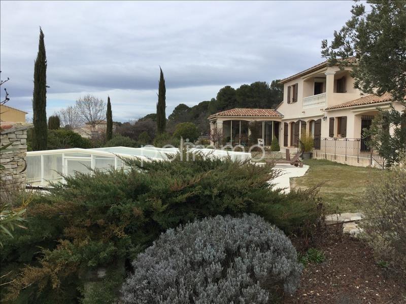 Deluxe sale house / villa St cannat 895000€ - Picture 2