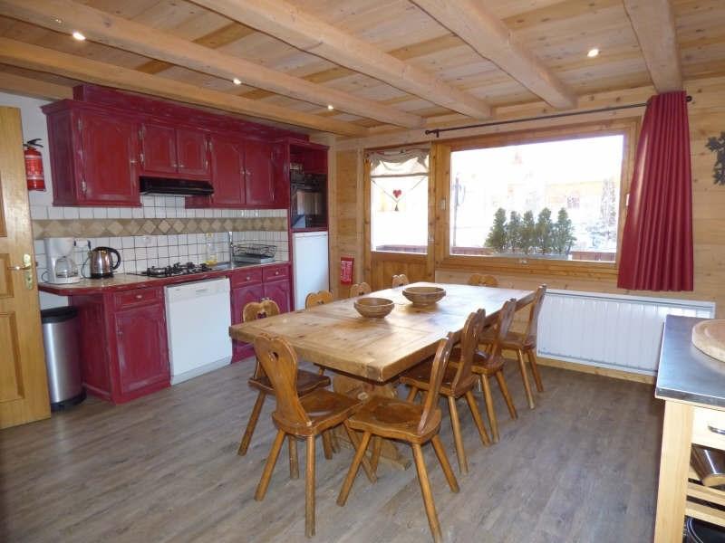 Deluxe sale house / villa Meribel 1473000€ - Picture 3