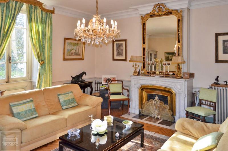Sale house / villa Neuville sur saone 630000€ - Picture 4