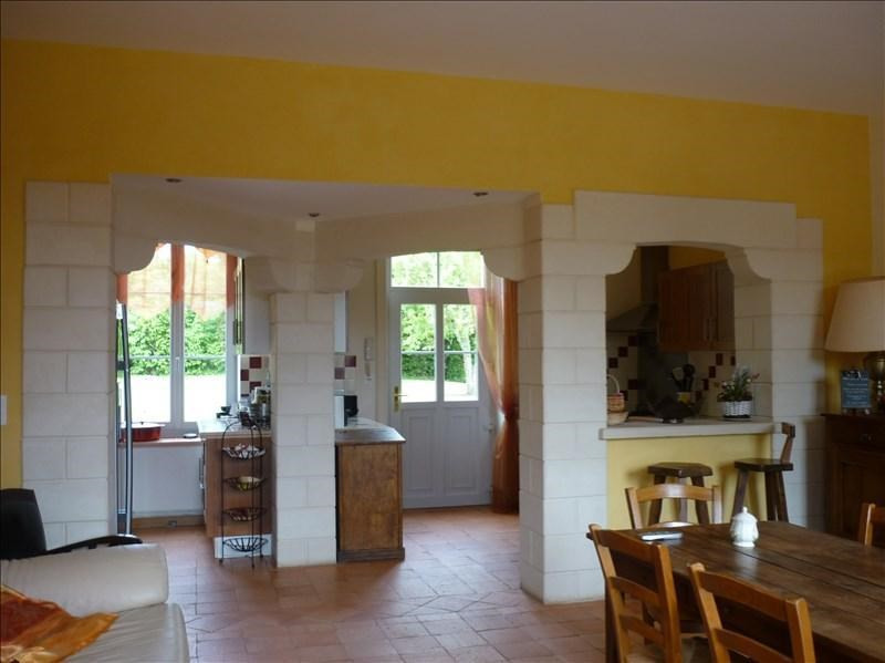 Vente de prestige maison / villa Le mele sur sarthe 528000€ - Photo 4