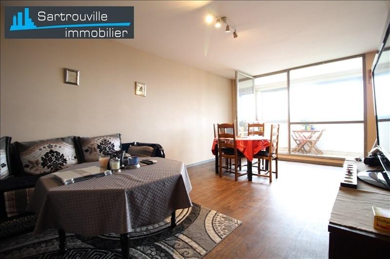 Revenda apartamento Sartrouville 204000€ - Fotografia 1