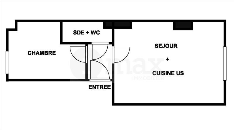 Vente appartement Levallois perret 200 000€ - Photo 2