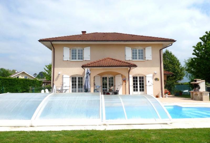 Deluxe sale house / villa Reignier 559000€ - Picture 1