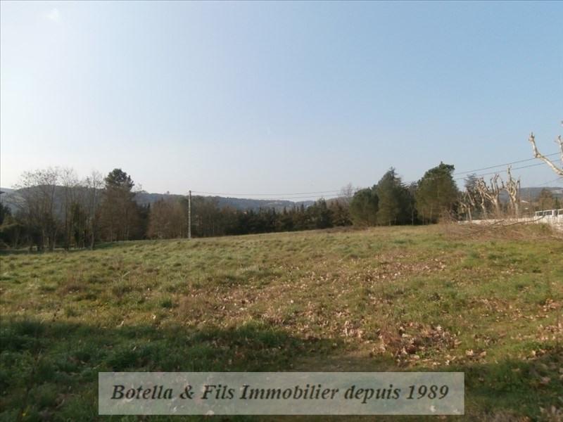 Sale site Vallon pont d arc 110000€ - Picture 3
