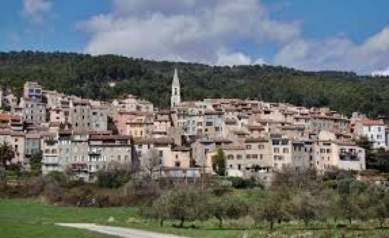 Vente terrain Callas 93000€ - Photo 1