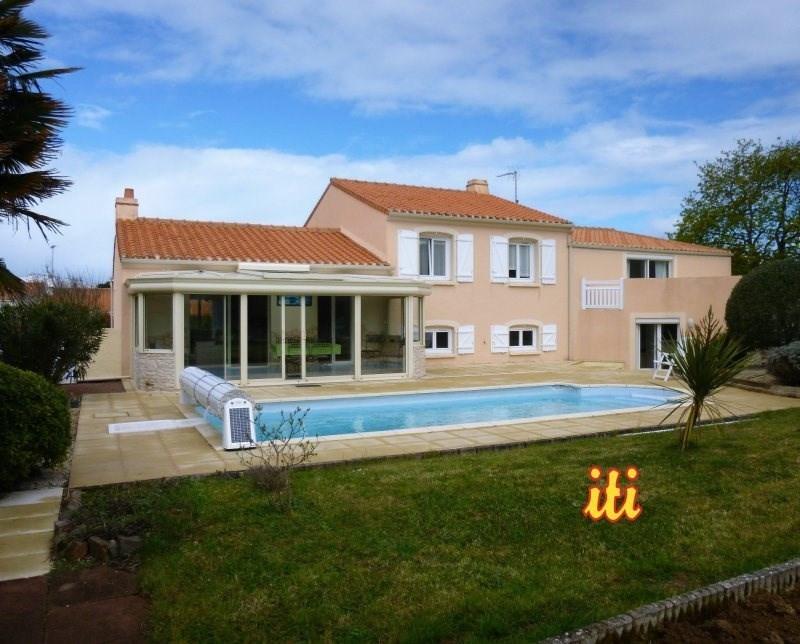 Vente de prestige maison / villa Chateau d olonne 599000€ - Photo 1