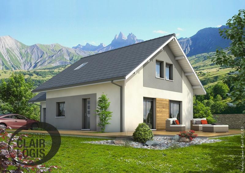 Maison  5 pièces + Terrain 669 m² Vallières par MAISONS CLAIR LOGIS ANNECY